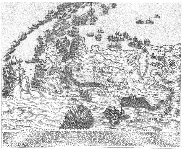 the-flight-of-the-turkish-forces-8th-september-1565