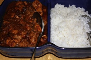 Pork Stew - Smokin' Chipotle Pork Stew - Georgina Lawrence