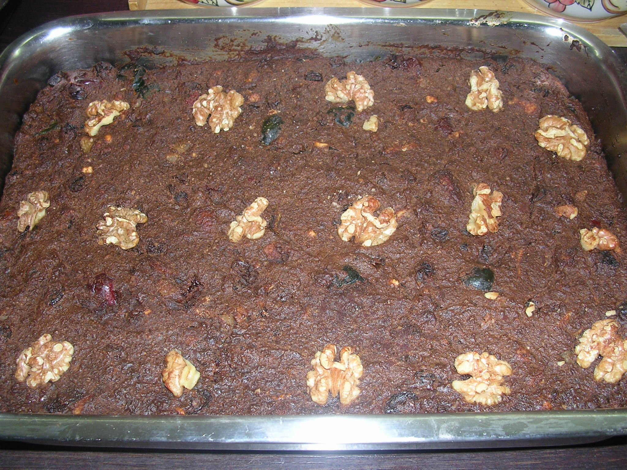 Pudina Maltese Cake